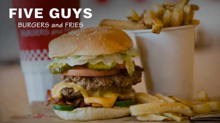 BayTerrace 5Guys Burgers & Fries