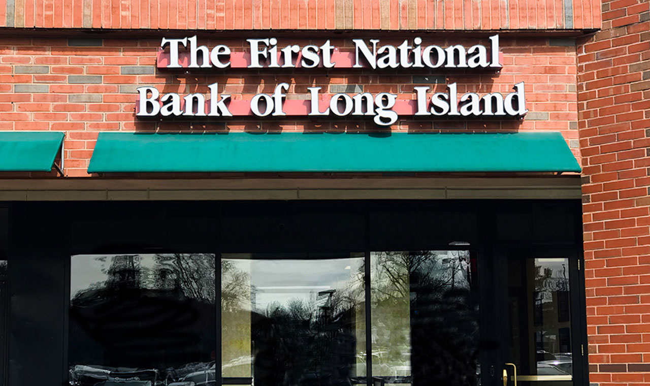 The First National Bank of LI